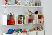 kids shelving