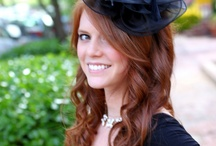 Derby gala hats