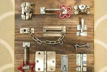 Mountings & latches