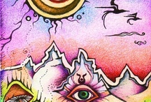 Psychedelic / Psychedelic art and such