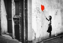 Street Art / by Ashleigh Hopkins