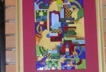 Rekeszzománc képek / Rekeszzománc kép  http://hu.sooscsilla.com/olomuveg/ http://hu.sooscsilla.com/portfolio/rekeszzomanc-kepek/
