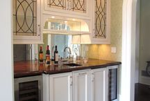 Wet Bars and Butler's Pantries