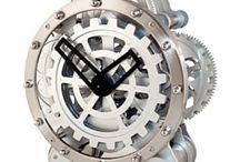 Gear Clocks / by Amanda Louchart