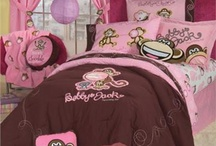 Girls Bedding / by Domestic Bin
