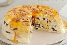 Cuisine - Desserts - Gâteaux glacés