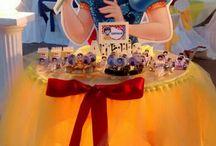 table decorations disney princess