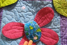 Dětské quilty/Quilts for kids