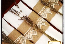 Events - Napkins / Different styles and ideas for event napkins.