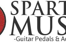 Pedals / The various guitar pedals sold at SpartanMusic.