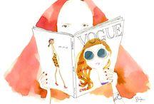 Illustrations / by Rachel Castro Ferreira