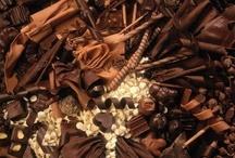 Chocolate addiction / Choco Goodness / by Ashley Parkhurst