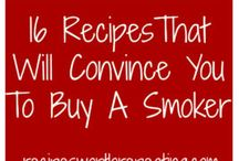 BBQ Recipes / BBQ recipes including smoker recipes- barbecue dinner, sides and more