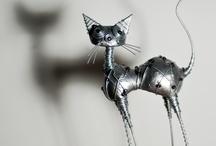 Cool Cat Stuff / by Teddi Kella