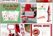 Holiday Ideas - Elf on the Shelf / by Kendra Burns