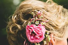 flowers in your Hair bloemen voor in het haar