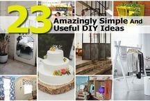 DIY ideas...... / by Alyson Turco