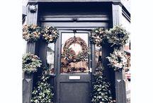 Etcetera Xmas Wreaths