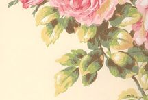 Vintage wallpapers, backrounds...