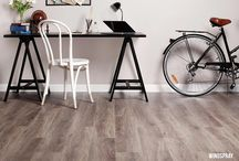 Heartridge Luxury Vinyl Plank Flooring / Crafted with detailed embossing and a low gloss finish, the Luxury Vinyl Plank range is inspired by genuine timber flooring, giving a rich and beautiful texture to your floors.