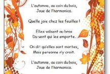 poésies