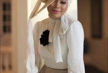 Orijinal and Vintage Hijabi Style