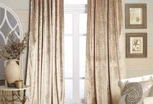 glamour curtain