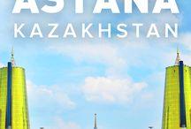 Kazakhstan / Kazachstan