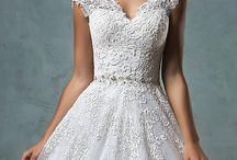2016 Wedding trends / Wat zijn de Trends in 2016 op het gebied van trouwen: bruidskapsels, styling, trouwmode, kleuren, bruidsboeketten, unieke, bruiloft thema's