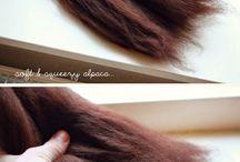 Blythe hair