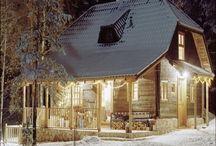 Winter -Weihnachtsstimmung