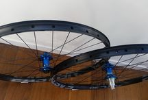 SWIFT Hand Built Wheels / Some of the wheels I have built are here for you to see. There are many different styles and budgets available. Total custom build service.