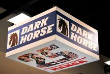Dark Horse Comics / Trade Show Booth for San Diego Comic Con