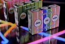 Dulces de infancia años 80