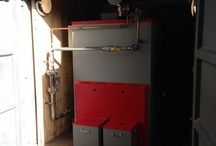 100kW District Biomass Boiler - North Wales / Another first for TGG! When a customer contacted us to talk about replacing their old boiler for something more environmentally friendly and cost effective: this would prove to be the first time that two properties, with separate heating systems, would be powered by one boiler! http://www.thegreenergroup.com/domestic-biomass-installations/100kw-district-heating-biomass-installation