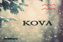 Kova / Kova ⭐️