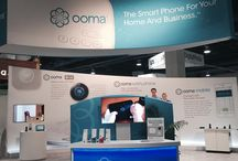 CES 2015 / The International CES is the world's gathering place for all who thrive on the business of consumer technologies. Check out pictures of Ooma's booth at this year's CES held in Las Vegas.