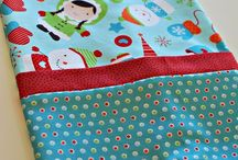 HOLIDAY PILLOWCASE FOR KIDS
