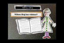 Läsa och skriva / Förskoleklass År 1-2