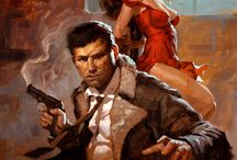 Awesome Pulp art