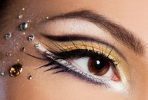Fashion with Eyes / How to enhance the looks of your eyes and all about decorating your eyes.