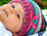Baby Girls Winter Hats / MikyB has a great affordable range of baby girls winter hats.