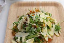ESSEN salat und fingerfood