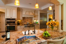 Bay Area Custom Residential Projects / Interiors and Exteriors
