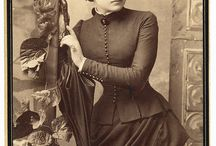 Late Victorian - clothing