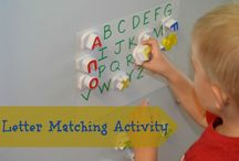 Learning Activities for Toddlers / by Becky Bogle
