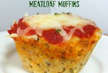Recipes - Muffin Tin Meals