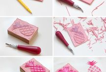 DIY Creative projects / DIY craft projects that I am inspired by