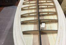 My Wood Surfboard / Haciendo mi propia tabla 6'9