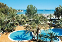 Vanity Hotel Golf / Hotel In Puerto de Alcudia in the north of Mallorca. An oasis of peace and tranquility only for adults.